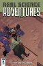 Real Science Adventures: The Nicodemus Job #  4 (IDW Publishing 2018)