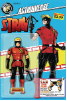Actionverse # 2 Featuring Stray (Action Lab Comics 2017) Variant