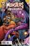 Monsters Unleashed #  4 of 4 (Marvel Comics 2017)