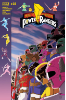Mighty Morphin Power Rangers # 35 (Boom Comics 2019) Gibson Variant