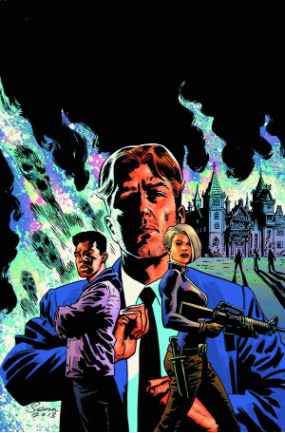 Ghosted #  1 (Image Comics 2013)