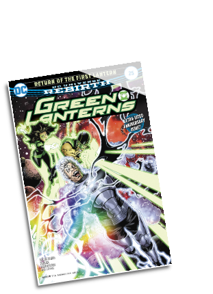 Green Lanterns # 25 (DC Comics 2017)