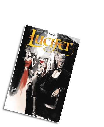 Lucifer # 19 (Vertigo Comics 2017)