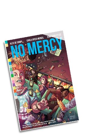 No Mercy #  1 (Image Comics 2015)