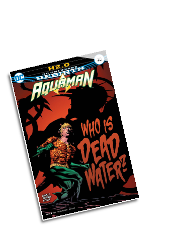 Aquaman # 20 (DC Comics 2017)