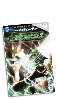 Green Lanterns # 18 (DC Comics 2017)