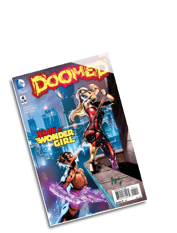Doomed # 4 (DC Comics 2015)