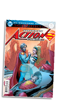 Action Comics # 988 (DC Comics 2017)