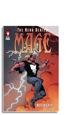 Mage Hero Denied #  2 of 15 (Image Comics 2017)