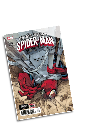 Peter Parker Spectacular Spider-Man #  4 (Marvel Comics 2017)