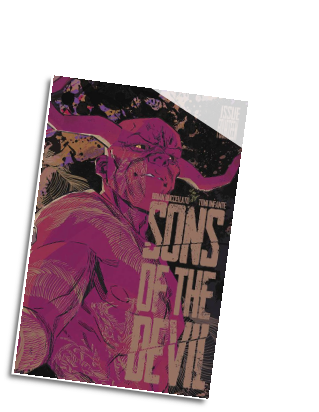 Sons of the Devil # 14 (Image Comics 2017)