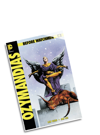 Before Watchmen: Ozymandias # 4 (DC Comics 2012)