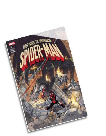 Peter Parker Spectacular Spider-Man #  5 (Marvel Comics 2017)