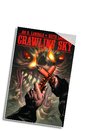 Crawling Sky #  4 of 4 (Antarctic Press 2013)