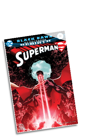 Superman Rebirth # 22 (DC Comics 2017)