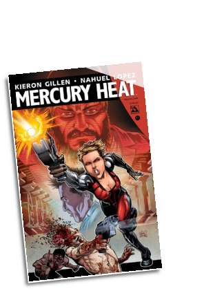 Mercury Heat # 11 (Avatar Press 2016)