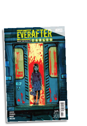Everafter from the pages of Fables #  5 (Vertigo Comics 2016)