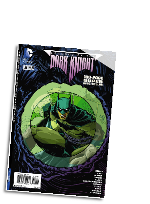 Legends of the Dark Knight 100 Page Spectacular # 5 (DC Comics 2014)