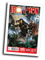 Iron Man # 28 (Marvel Comics 2014)