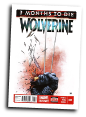 Wolverine, volume 6 #  9 (Marvel Comics 2014)