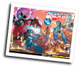 Mega Man Worlds Unite: Battles # 1 (Archie Comics 2015)