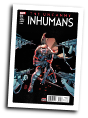 Uncanny Inhumans # 10  (Marvel Comics 2015)