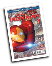 Timely Comics: Invincible Iron Man #  1 (Marvel Comics 2016)