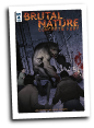 Brutal Nature: Concrete Fury #  4 of 5 (IDW Publishing 2017)
