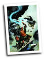 Hellboy and The B.P.R.D. 1954 Black Sun # 2 (Dark Horse Comics 2016)