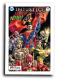 Injustice, Gods Among Us: Year Five # 20 (DC Comics 2016)