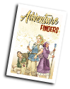 Adventure Finders # 2 (Antarctic Press 2017)