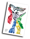 Voltron: Legendary Defender Volume 2 #  2 (Lion Forge Comics 2017)