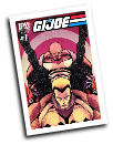 G.I. Joe, volume 3 #  1 (IDW Comics 2013)