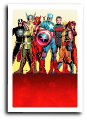 Uncanny Avengers, volume 1 #  5 (Marvel Comics 2013)
