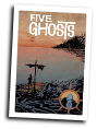 Five Ghosts # 10 (Image Comics 2014)