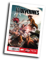 Wolverines #  8 (Marvel Comics 2014)