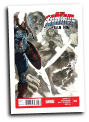 All-New Captain America: Fear Him # 4 (Marvel Comics 2014)