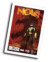 Nova volume 5 # 27 (Marvel Comics 2014)