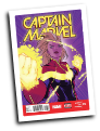 Captain Marvel volume 7 # 12 (Marvel Comics 2014)