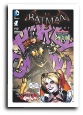 Batman Arkham Knight and Harley Quinn # 1 (DC Comics 2015)
