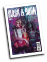 Slash and Burn # 4 (Vertigo Comics 2015)