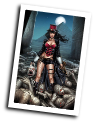 Van Helsing vs. The Mummy Of Amun-Ra #  2 of 6 (Zenescope Comics 2017)