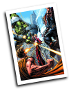 Avengers #  9 (Marvel Comics 2013)