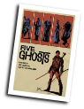 Five Ghosts # 12 (Image Comics 2014)