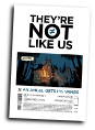 They're Not Like Us #  5 (Image Comics 2015)