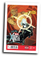 Uncanny X-Men, third series # 34 (Marvel Comics 2015)