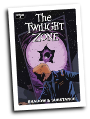 Twilight Zone: Shadow & Substance #  4 of 4 (Dynamite Comics 2015)