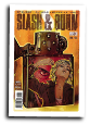 Slash and Burn # 6 (Vertigo Comics 2016)