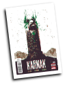 Karnak # 6 (Marvel Comics 2015)