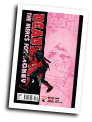 Deadpool Mercs For Money #  3 (of 5) (Marvel Comics 2016)
